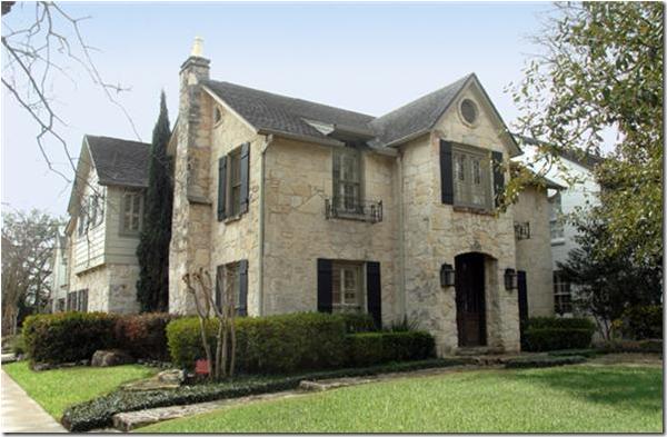 Cote De Texas The Stone House